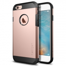 Apple iPhone 6/6S Armor Bescherming Hoesje Rosé