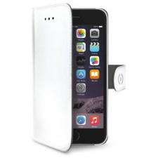 iPhone 6 Plus Echt Leer Hoesje Wit
