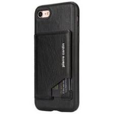 iPhone 7 Origineel Luxe Back Cover Pas 100% Leer Zwart
