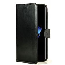 iPhone 7 Plus Echt Leer Hoesje Zwarte Editie