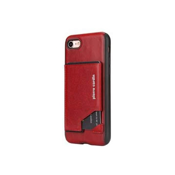 iPhone 7 Plus Origineel Luxe Back Cover Pas 100% Leer Rood