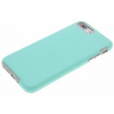 iPhone 7 Plus Premium Bumper Hoesje Turquoise