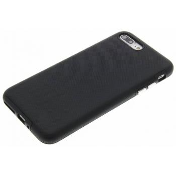 iPhone 8 Plus Premium Bumper Hoesje Zwart