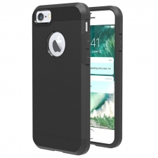 iPhone 8 Case Slim Armor Zwart