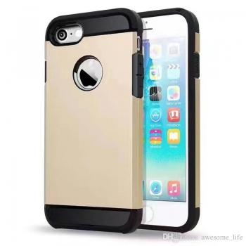 iPhone 7 Case Slim Armor Goud