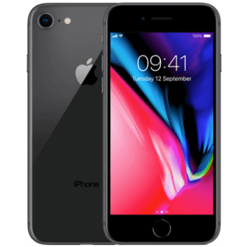 Refurbished iPhone 8 64GB zwart