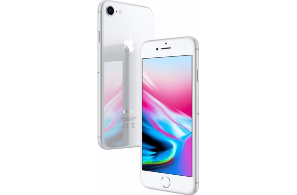 Refurbished iPhone 8 64GB Silver (C grade)