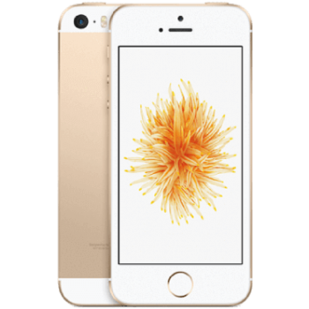 Refurbished iPhone SE goud
