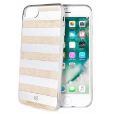 iPhone 6 Gestreepte achterkant goud