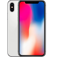 Refurbished iPhone X 64GB Silver A Grade