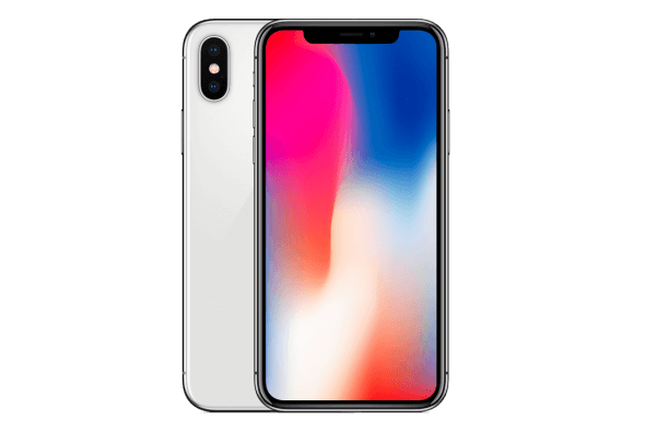 Refurbished iPhone X 64GB Silver A Grade