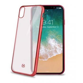 Doorzichtig Siliconen Hoesje Laser iPhone X