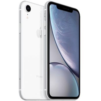 Refurbished Iphone XR 64GB zilver