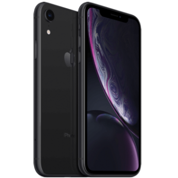 Refurbished Iphone XR 64GB zwart