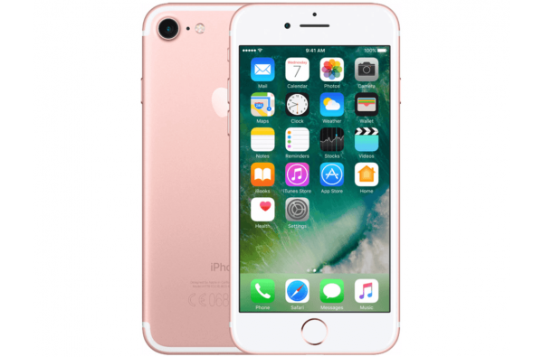 iPhone 7 128 GB Rose Tweedehands