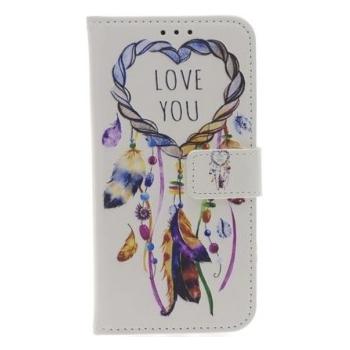 iPhone X 'Love You Dromenvanger' Print book hoesje