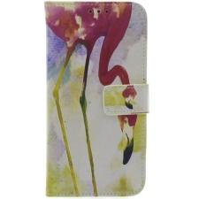 iPhone X Flamingo Print booktype hoesje