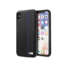 iPhone X hardcase BMW M. Blauw