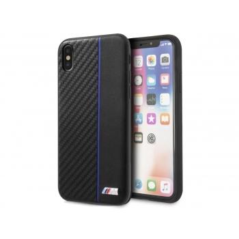 iPhone X hardcase BMW M. Blauw