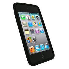 Ipod Touch 4 Siliconen Bumper