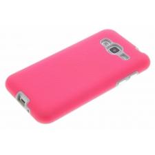 Samsung Galaxy J3 2016 Premium Bumper Hoesje Roze