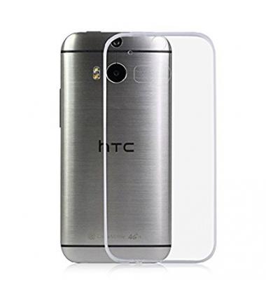 HTC One M8S Siliconen Bumper
