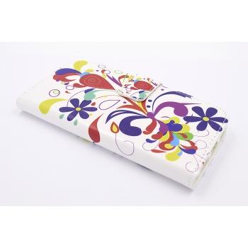 iPhone 7 'Kleurrijk' Eco-Leer Hoesje