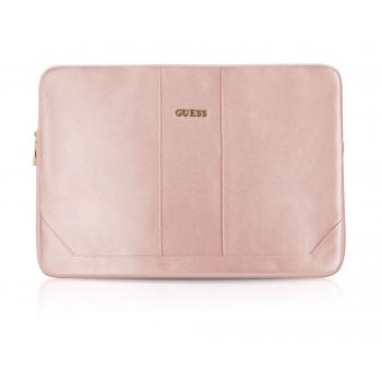 Laptop Sleeve Roze Egaal 13 inch