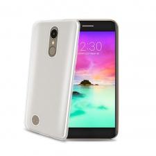 LG K10 2017 Siliconen Cover