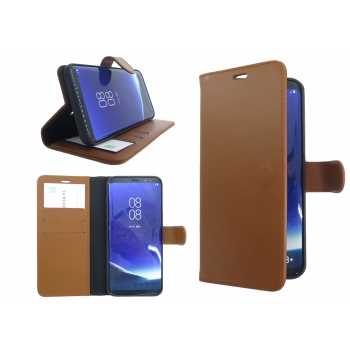 Samsung Galaxy A8 (2018) Echte leer Khaki