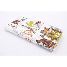 iPhone 7 'Love Paris Tekening' Print Eco-Leer Hoesje