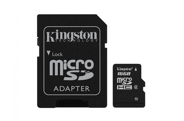 Samsung Galaxy A3 2017 Micro SD 16GB met adapter