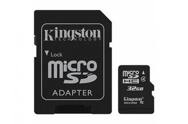 Samsung Galaxy A3 2017 Micro SD 32GB met adapter