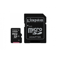 HTC 11 Micro SD 64GB met adapter
