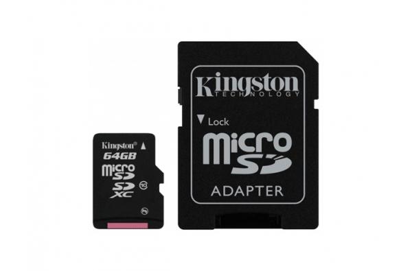 Samsung Galaxy A3 2017 Micro SD 64GB met adapter