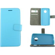 Motorola Moto G5 Premium Hoesje Turquoise