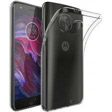 Motorola Moto X4 Siliconen hoesje Transparant