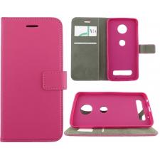 Motorola Moto Z Play Premium Hoesje Roze