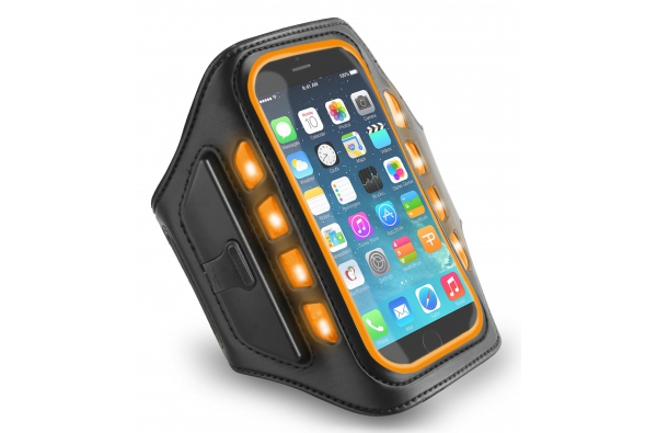 iPhone 8 Plus Sportband met LED verlichting