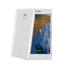 Nokia 3 Sliconen Cover