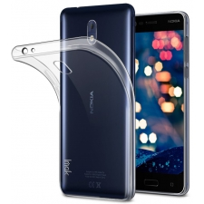 Nokia 3 Siliconen hoesje Transparant