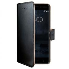 Nokia 6 Echt Leer Hoesje