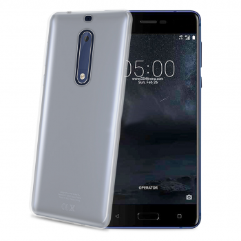 Nokia 6 Sliconen Cover