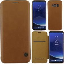 Samsung Galaxy S8 Origineel 100% Leer Bruin