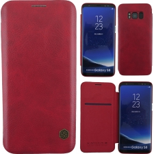 Samsung Galaxy S8 Origineel 100% Leer Rood