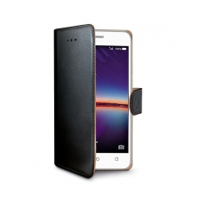 Huawei Y3 Echt Leer Hoesje