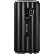 Originele Samsung Galaxy S9 protective standing achter kant hoesje in het zwart