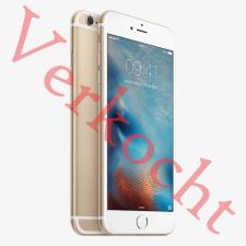 Refurbished iPhone 6 16GB Zilver (C)