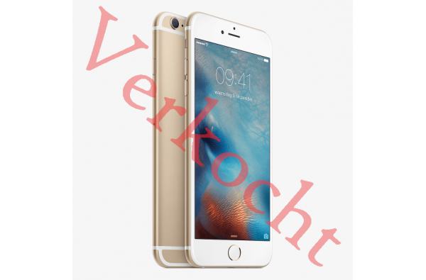 Refurbished iPhone 6 16GB Zilver (C)