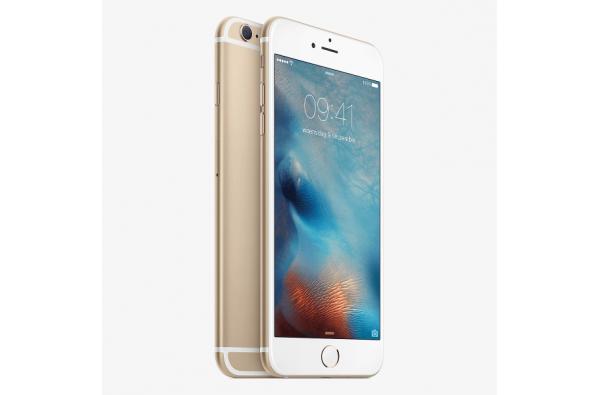 Refurbished iPhone 6 16GB Goud (B)
